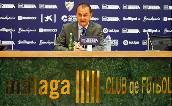 Málaga, este martes comparece el Administrador Judicial junto a Paco de la Torre