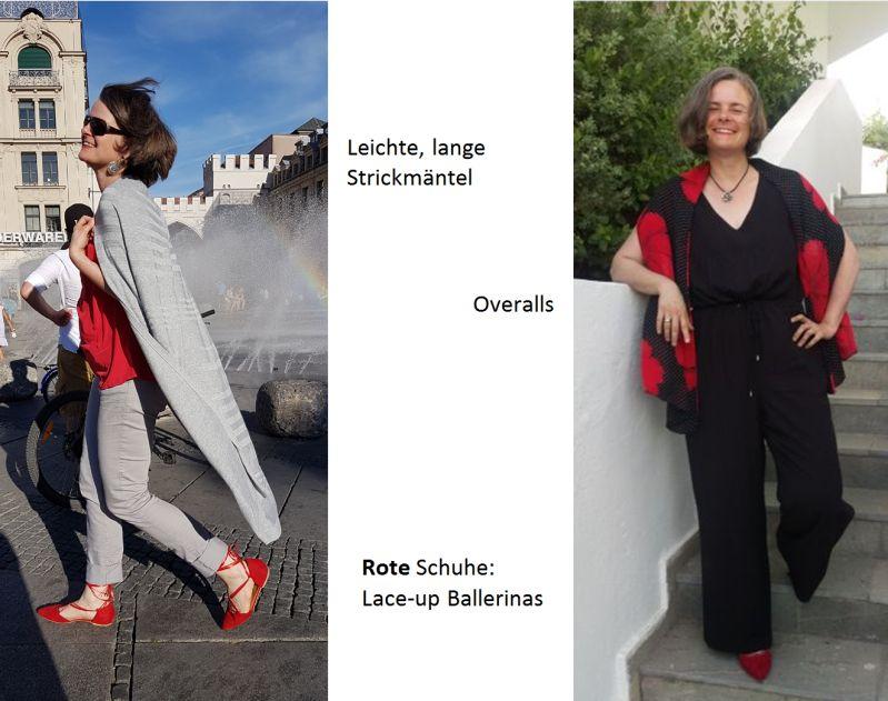 ü40 Modeideen für große Frauen