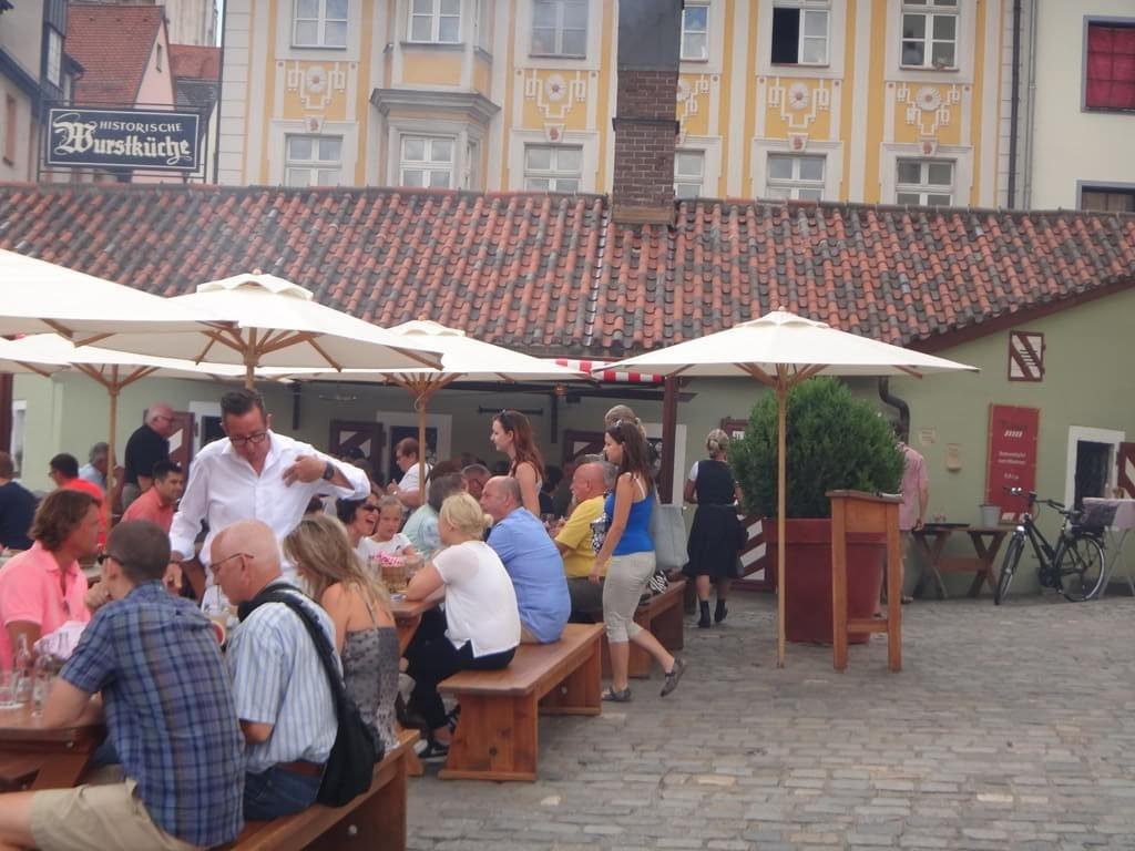 Cozinha Histórica de Salsichas de Regensburg