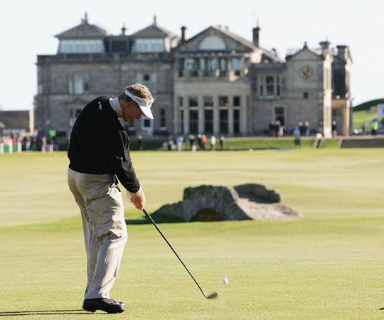 Scotland Top Golf Course: St. Andrews Golf Course Best