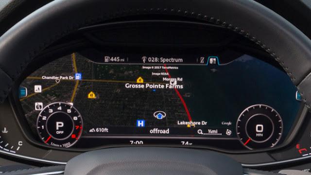 Essai de l'Audi Q5 2020