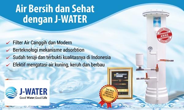 Filter Air Pandaan