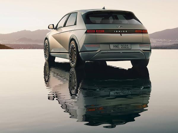 Hyundai Ioniq 5 chega para enfrentar VW ID4 e Tesla Model Y