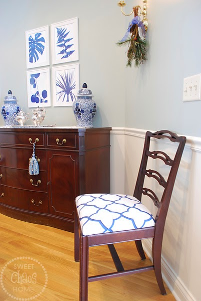 Wondrous Sweet Chaos Home Moms Dining Room Reveal Dailytribune Chair Design For Home Dailytribuneorg