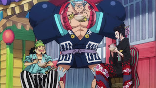 One Piece Episodio 920