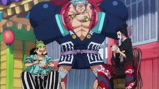 One Piece Episodio 920