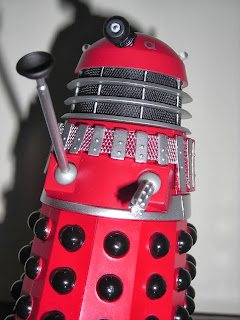 Dalek Alpha in all his red glory