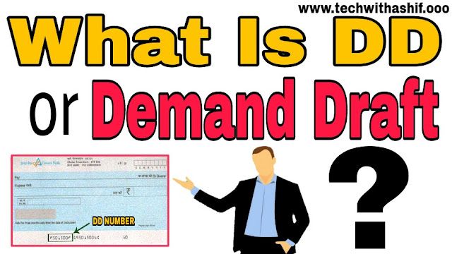 What is DEMAND DRAFT?