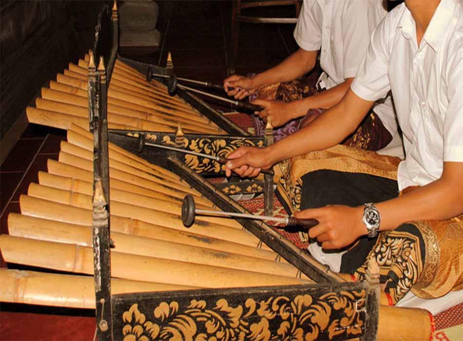 Rindik, Alat Musik Tradisional Dari Bali