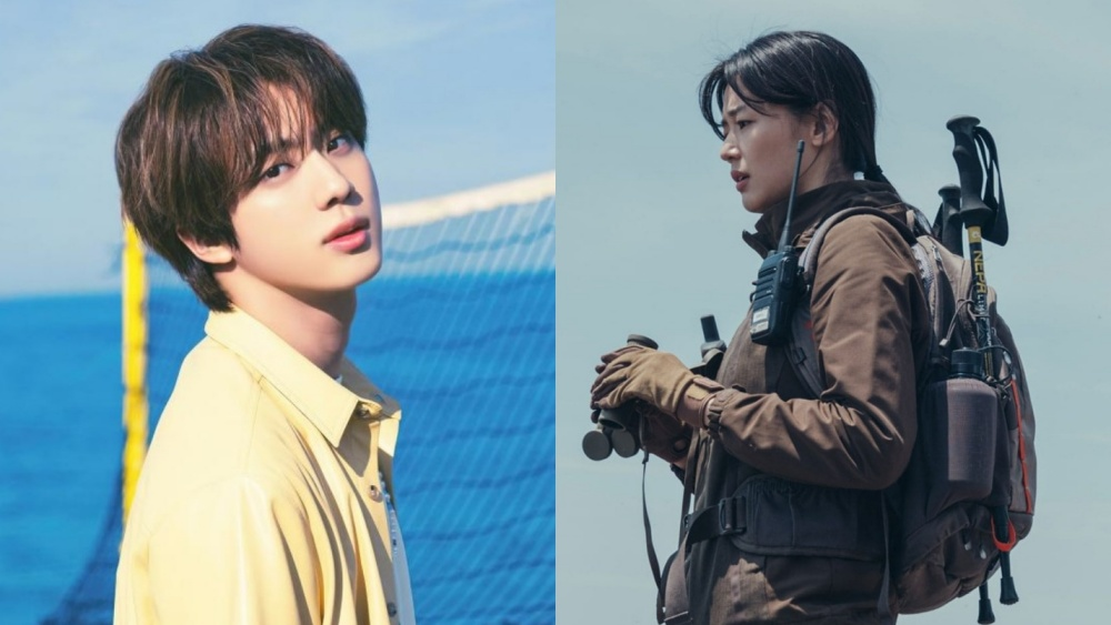 BTS' Jin Will Sing The OST for Jun Ji Hyun's Drama, 'Jirisan'