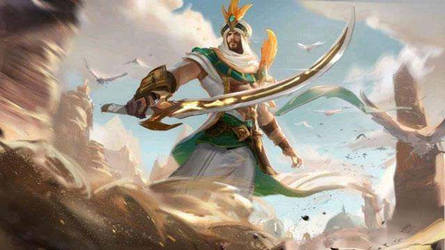 Khaleed Mobile Legends