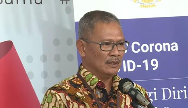 Update Terbaru Corona Indonesia 27 Maret: 1.046 Positif, 46 Sembuh, 87 Meninggal