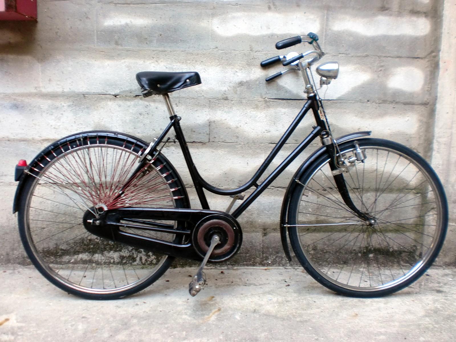 Officine 99 Bici Depoca Vintage E Old Style Riconvertite In