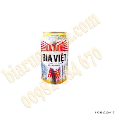 Bia lon Việt