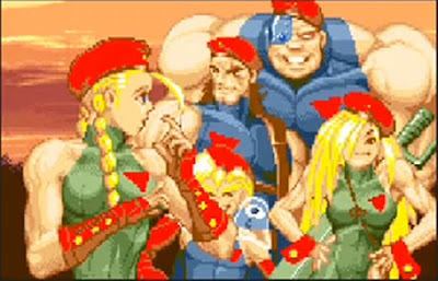 Cammy Ending