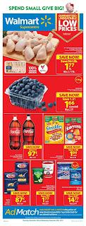 Walmart Supercentre Weekly Flyer valid November 21 - 27, 2019