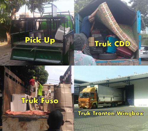 Jasa Angkutan Truk Bali Denpasar