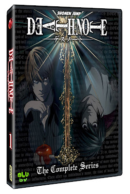 Death Note Completo Torrent - BluRay 1080p Dual Áudio (2006)
