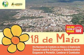 18 de maio: Picuí intensifica ações de combate ao abuso e exploração sexual de crianças e adolescentes