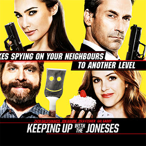 Keeping Up With The Joneses (2016) [BDMV]