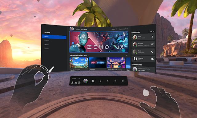 Content & Oculus Link