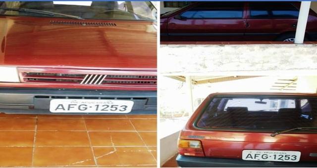 Veículo é furtado em Apucarana