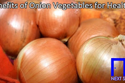 Benefits of Onion Vegetables for Health