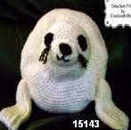 patron gratis foca amigurumi | free amigurumi pattern seal