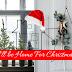 I'll Be Home for Christmas || M's Christmas #5