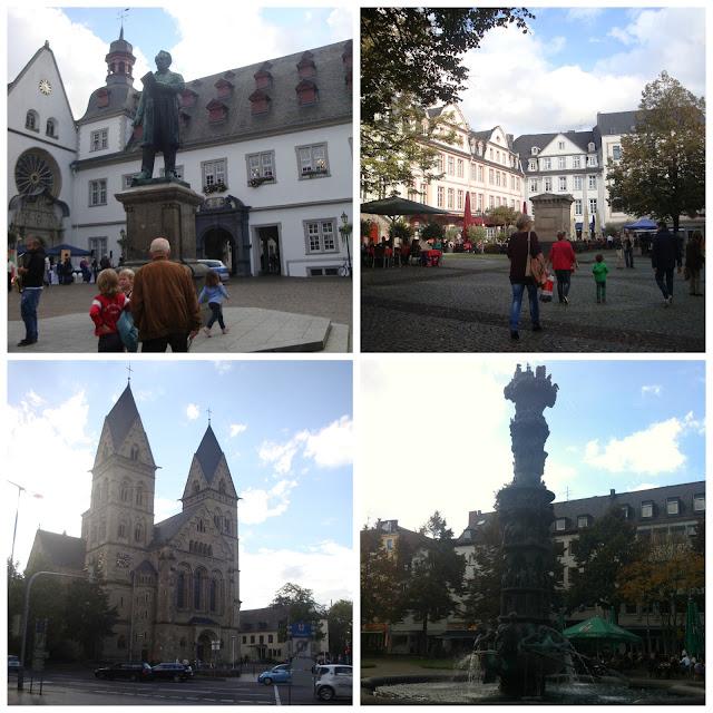 Roteiro pelo Rio Mosel (Alemanha) com vinícolas - Koblenz