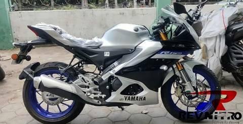 2022 Yamaha YZF-R15M, Yamaha YZF-R15M, 2022 YZF-R15M, yamaha R15M, R15M images leaked, 2022 Yamaha R15M