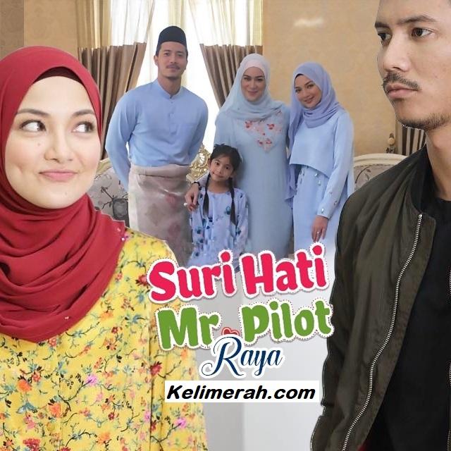 Telemovie Suri Hati Mr Pilot Raya