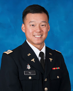 A photo of Jonathan Yu