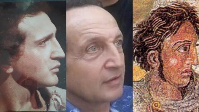 O Σπύρος Μπιμπίλας αποδεικνύει με φωτό ότι μοιάζει με το Μεγαλέξανδρο, κατατροπώνει τους haters