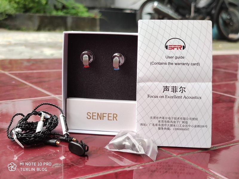 Paket Pembelian Senfer DT6 Pro