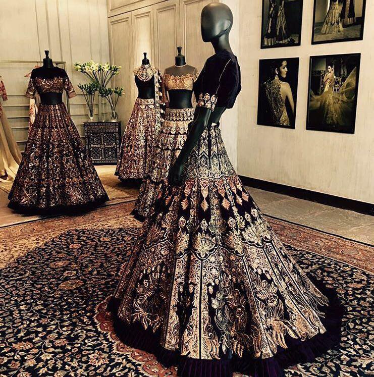 Super Hit Bridal Collection By Manish Malhotra Sam2style