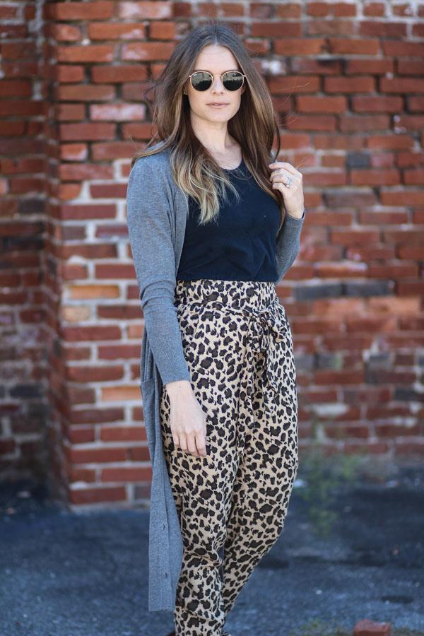 Fall trends- leopard print