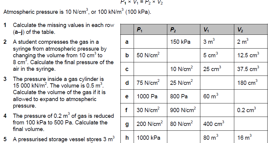 Homework help for physical science