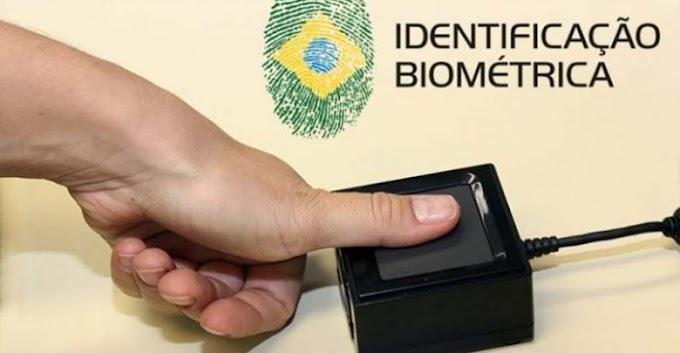 Faltam só 7 dias para o encerramento do prazo de recadastramento biométrico