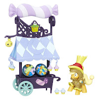 Friendship is Magic Collection Sweet Cart with Applejack