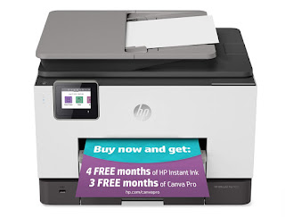 HP OfficeJet Pro 9025e Driver Download, Review And Price