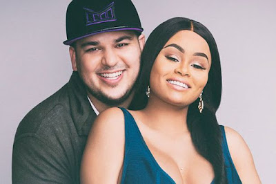 , Rob Kardashian and Blac Chyna in 'faking relationship for TV cameras', Latest Nigeria News, Daily Devotionals & Celebrity Gossips - Chidispalace