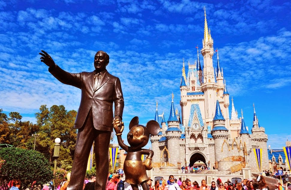 Vip Tour da Walt Disney World em Orlando