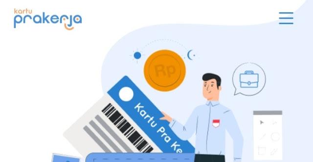 Jadwal Pendaftaran Kartu Prakerja Gelombang Kedua Mulai 20 – 23 April 2020