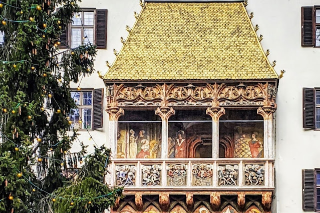 What to see in Innsbruck: the Golden Roof