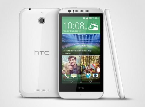 HTC Desire 510: Specs, Price and Availability