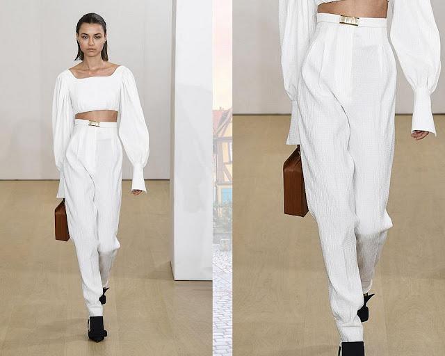 Белые брюки 3