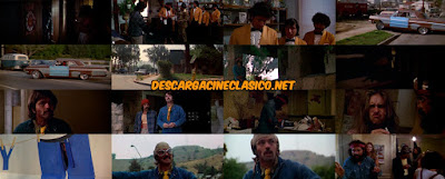 Como humo se va (1978) Up in Smoke - Capturas