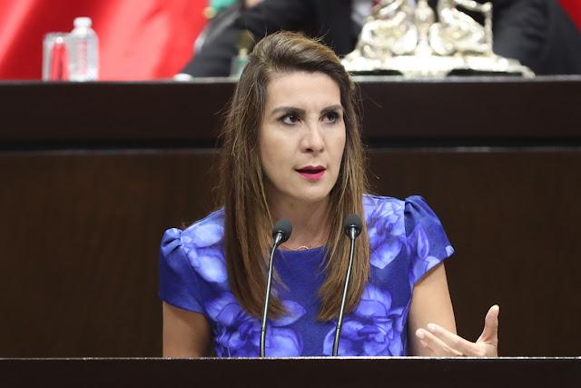 diputada Soraya Pérez Munguía (PRI)