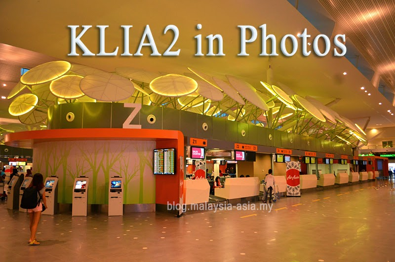 Photos of KLIA2